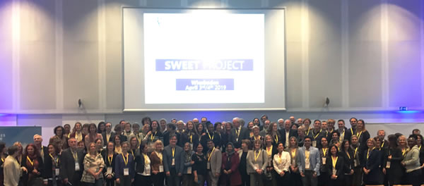 The tenth legal entity meeting of SWEET e.V.